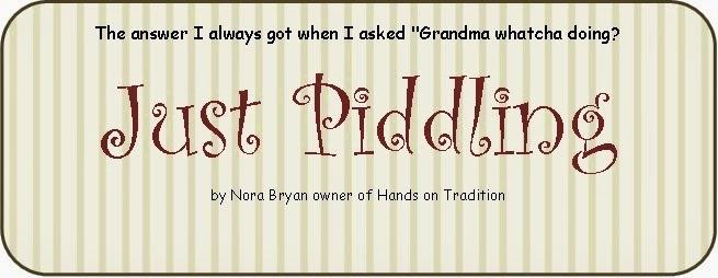 Just Piddlin'