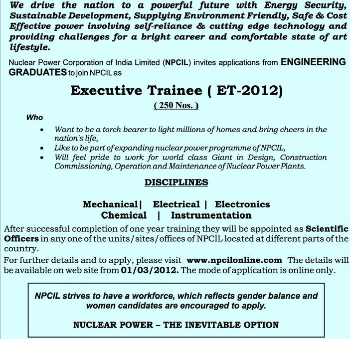 diploma  bhel recruitment 2013 for diploma engineers
