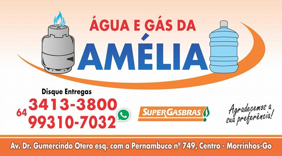 Gás da Amélia