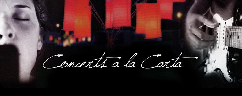 Concerts a la Carta
