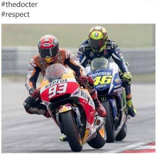 Begini Cara Yamaha Bebaskan Rossi dari Sanksi Pinalty