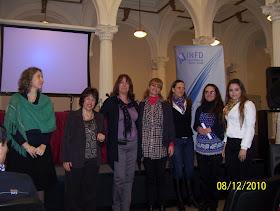 Primer Premio Pcia. Entre Ríos Concurso Nos-Otros y la participación 2010