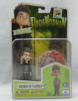 Norman Pajamas A good look at the Paranorman figures