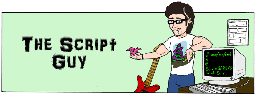 The Script Guy