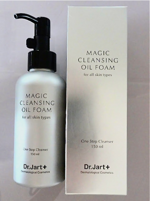 Dr Jart Magic Cleansing Oil Foam