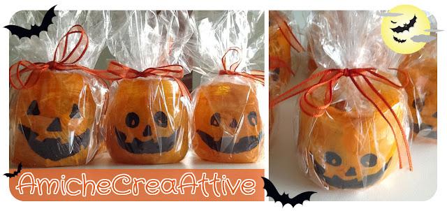 Amichecreaattive halloween lumini lanterne e porta for Decorazioni halloween finestra