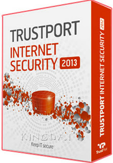 download TrustPort Internet Security 2013 full version software