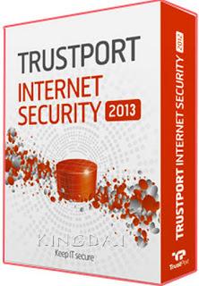 download TrustPort Internet Security 2013 full version software