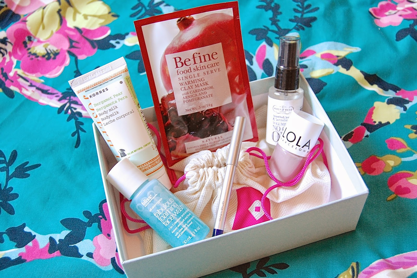 Birchbox 'Royally Good' box