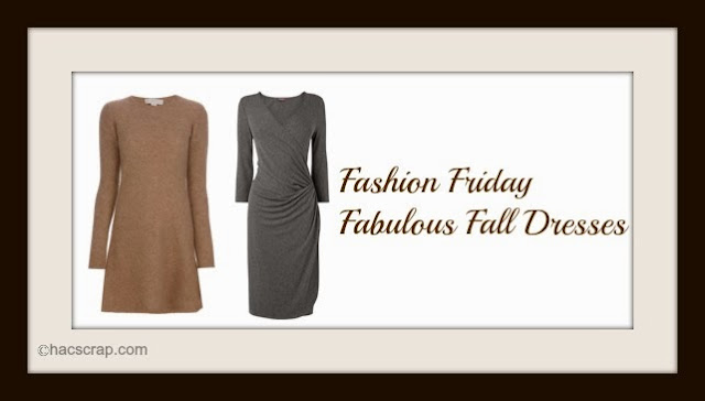 Perfect Dresses for Fall
