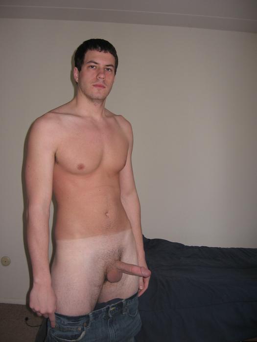 hombres desnudos penes