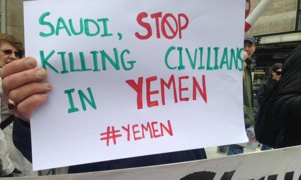 Arábia Saudita intercepta mísseis balísticos do Iêmen