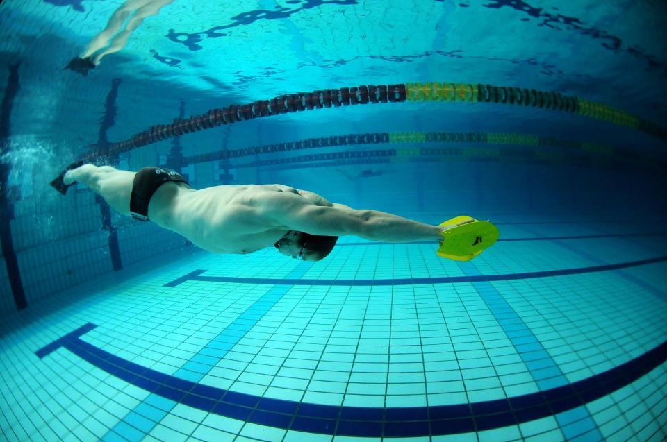Cloro de piscina afeta pulm es de nadadores for Cloro para piscinas