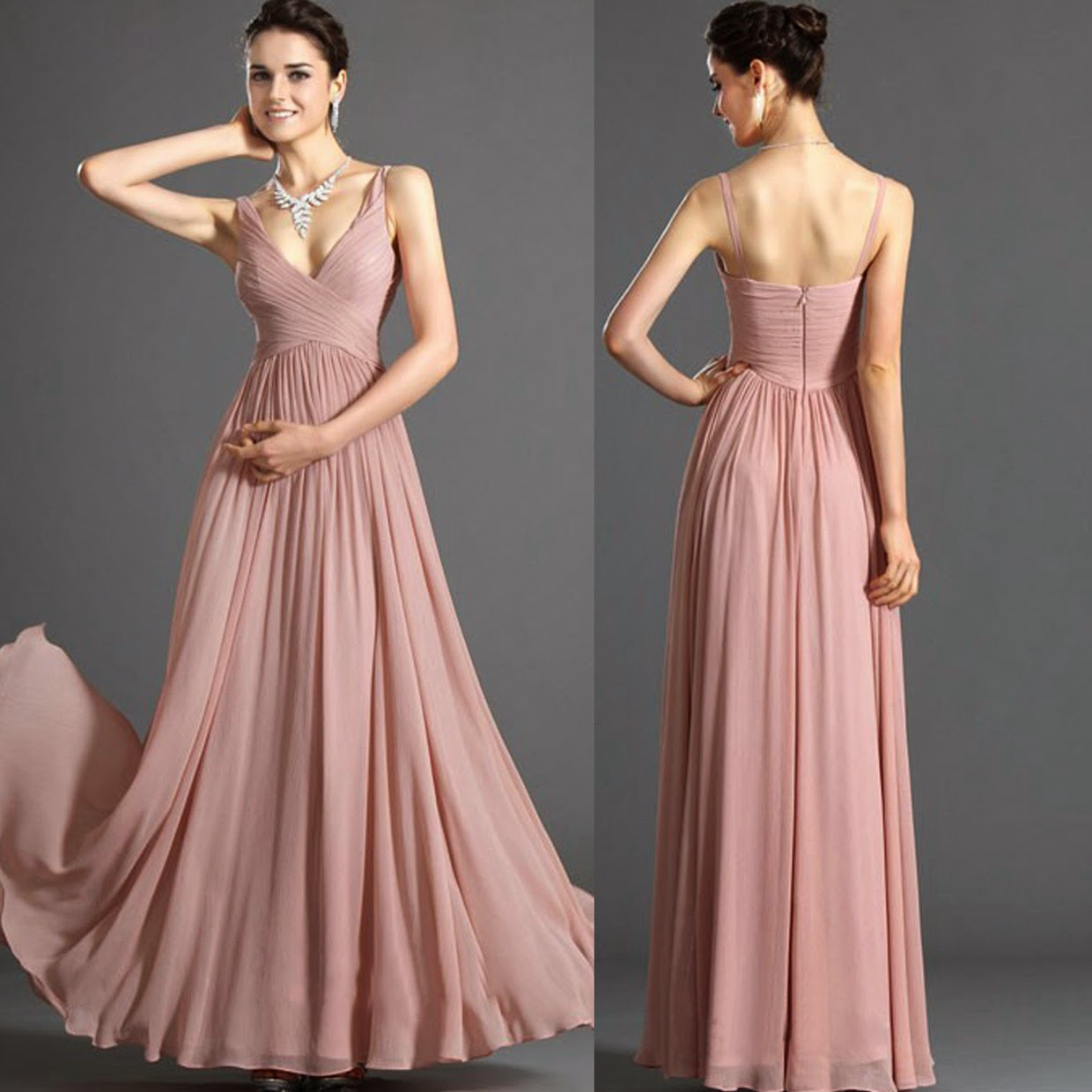 Modest Evening Dresses For Women - Cocktail Dresses 2016