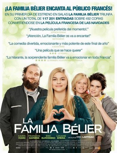 Ver La familia Bélier (La famille Bélier) (2014) Online