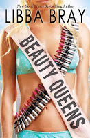 Book cover of Beauty Queens by Libba Bray