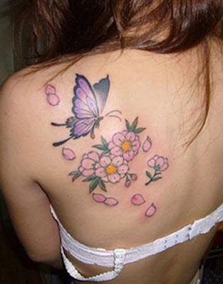 fotos-para-tatuagem-borboleta-flores