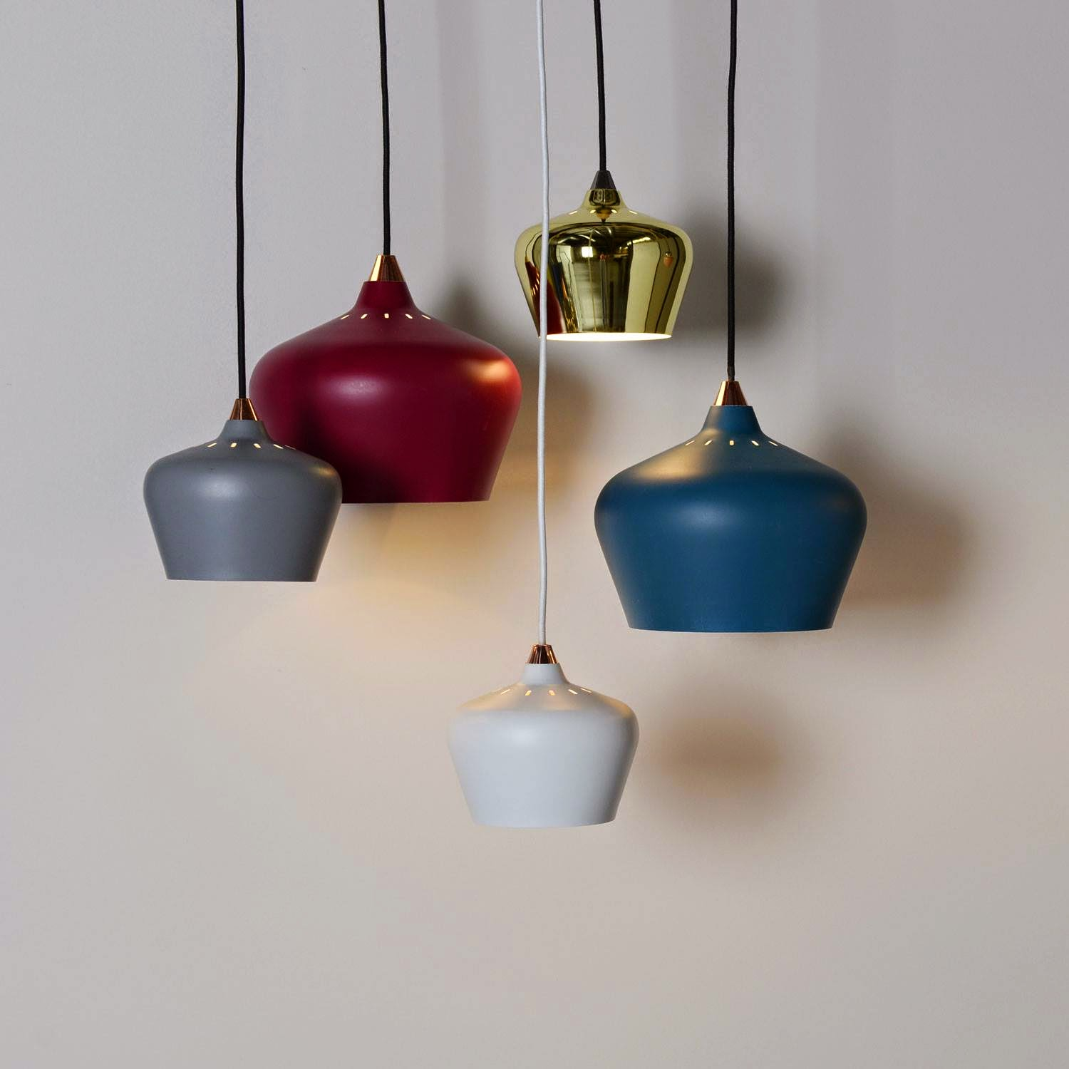 Retrotrace Vintage How to brighten up dull January days with Heal's lighting sale