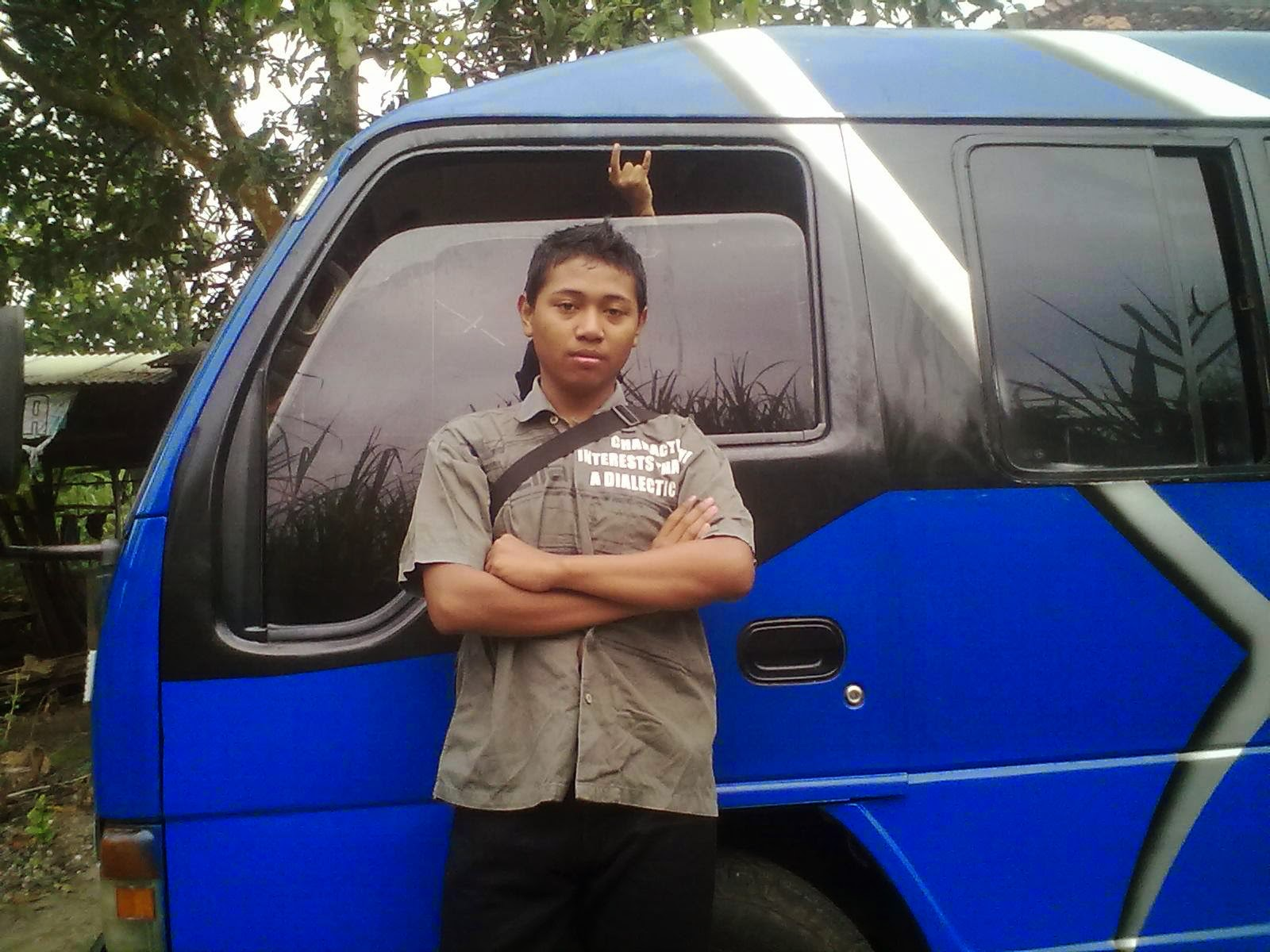 Ali Murtodho, Masih SMA Terobsesi Ingin Memiliki Perusahaan Otobus