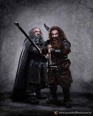 O Hobbit - Oin e Gloin