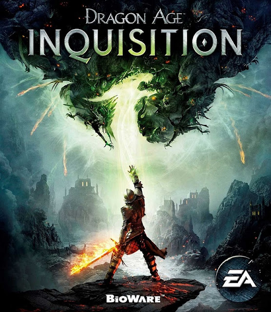 Dragon Age: Inquisition Game Cover HD