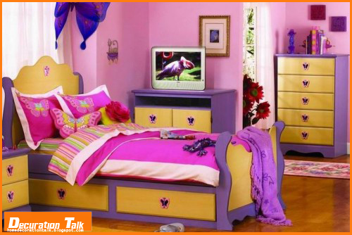 Kids room ideas home decoration ideas - Most beautiful girls rooms ...