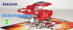 Siga Bakugan Destructorgalaxis 2