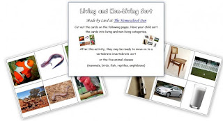 http://homeschoolden.com/2014/01/04/free-living-non-living-montessori-cards/