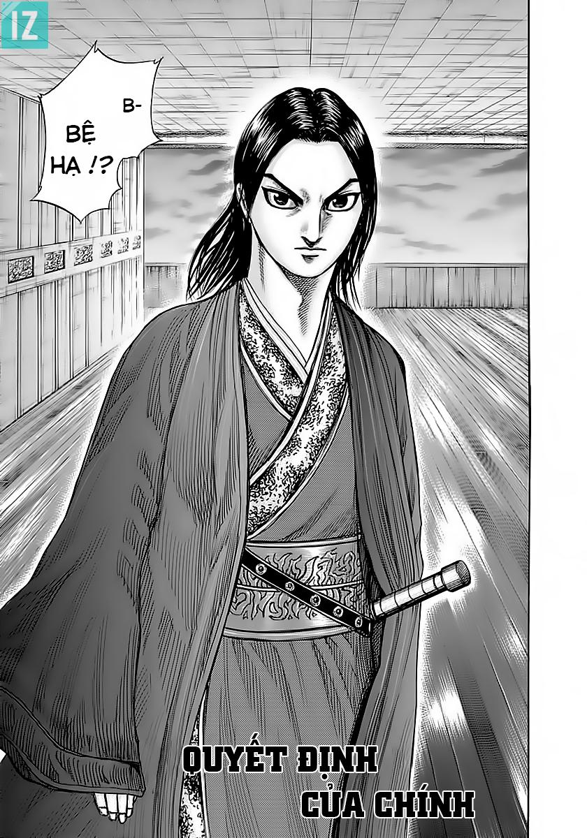 Kingdom – Vương Giả Thiên Hạ (Tổng Hợp) chap 327 page 4 - IZTruyenTranh.com