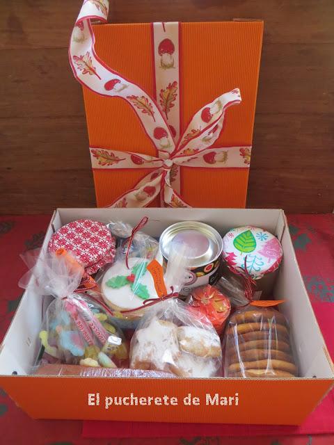 El pucherete de mari regalos caseros para navidad - Detalles navidenos caseros ...