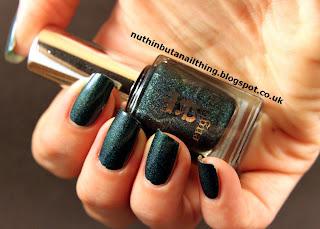 a england st george nail polish