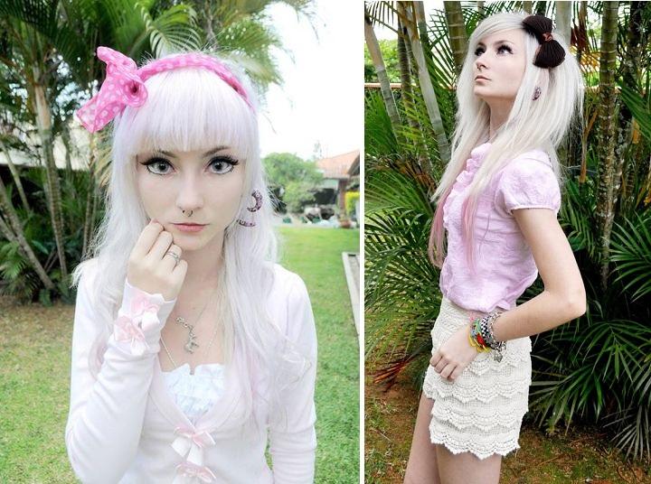 Barbie gente do brasil