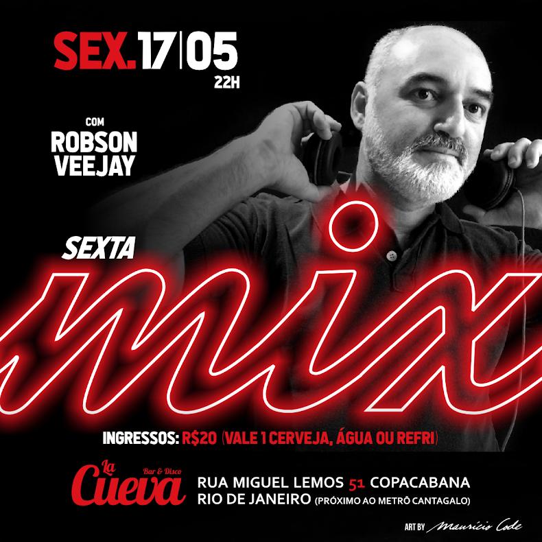 SEXTA-FEIRA - 17/05 - 23H