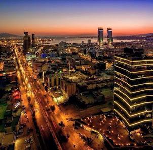 Yeni İzmir'de, kiralık ve satılık ofisler