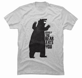 http://www.designbyhumans.com/shop/t-shirt/the-bear-eats-you/173996/