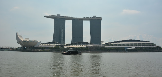 Singapore River Cruise Marina Bay Sands