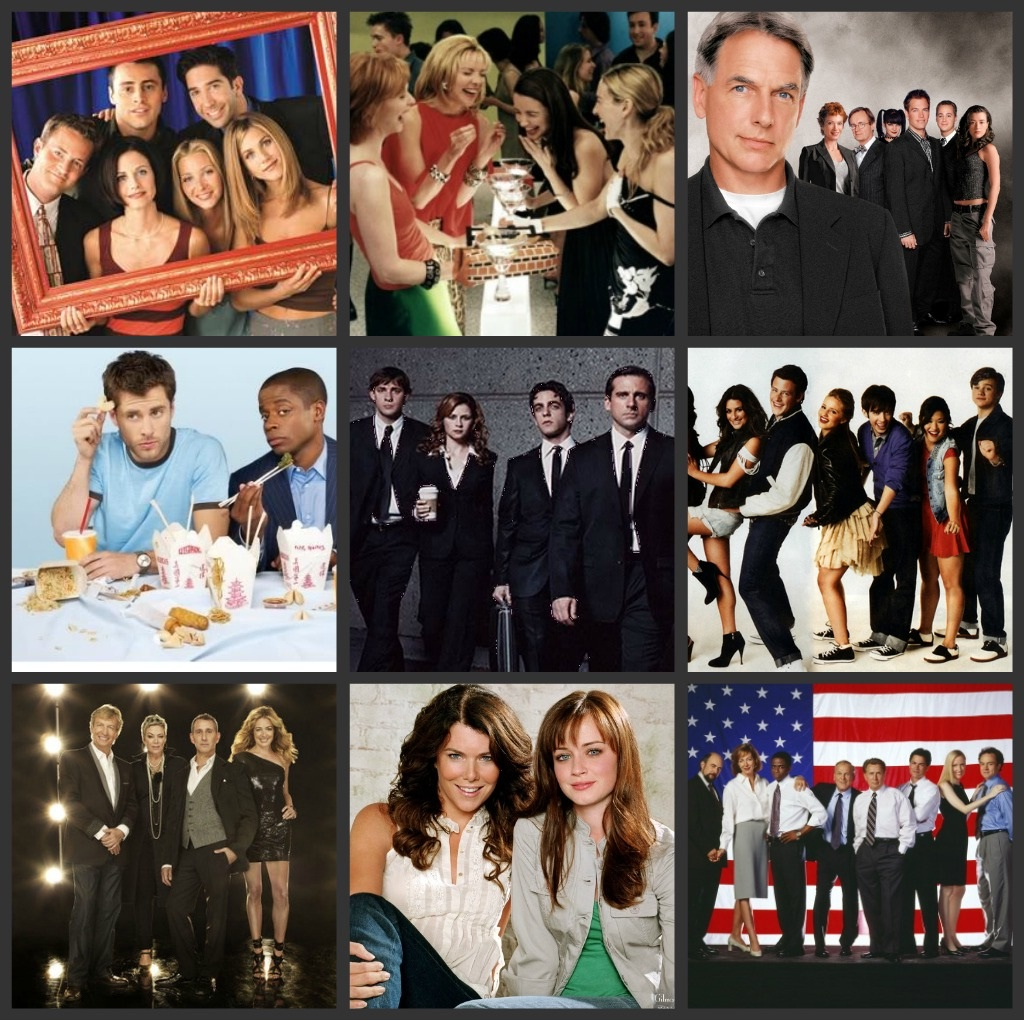 home sweet home list wednesday favorite tv shows