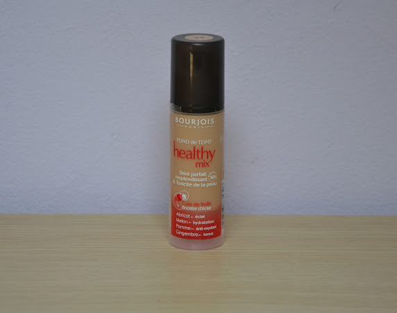 Review: Bourjois Healthy Mix Foundation