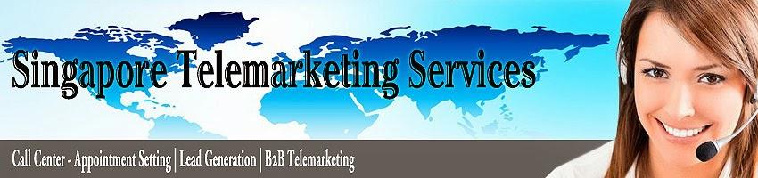 Singapore Telemarketing Services