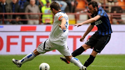 Inter Atalanta 0-0 highlights sky