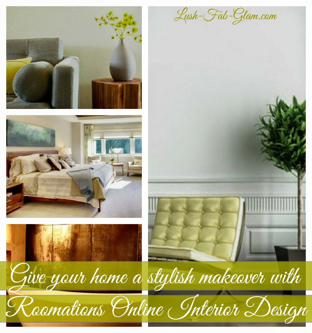 Lush fab glam blogazine now is the perfect time to give your home a stylish modern makeover Redesign your home