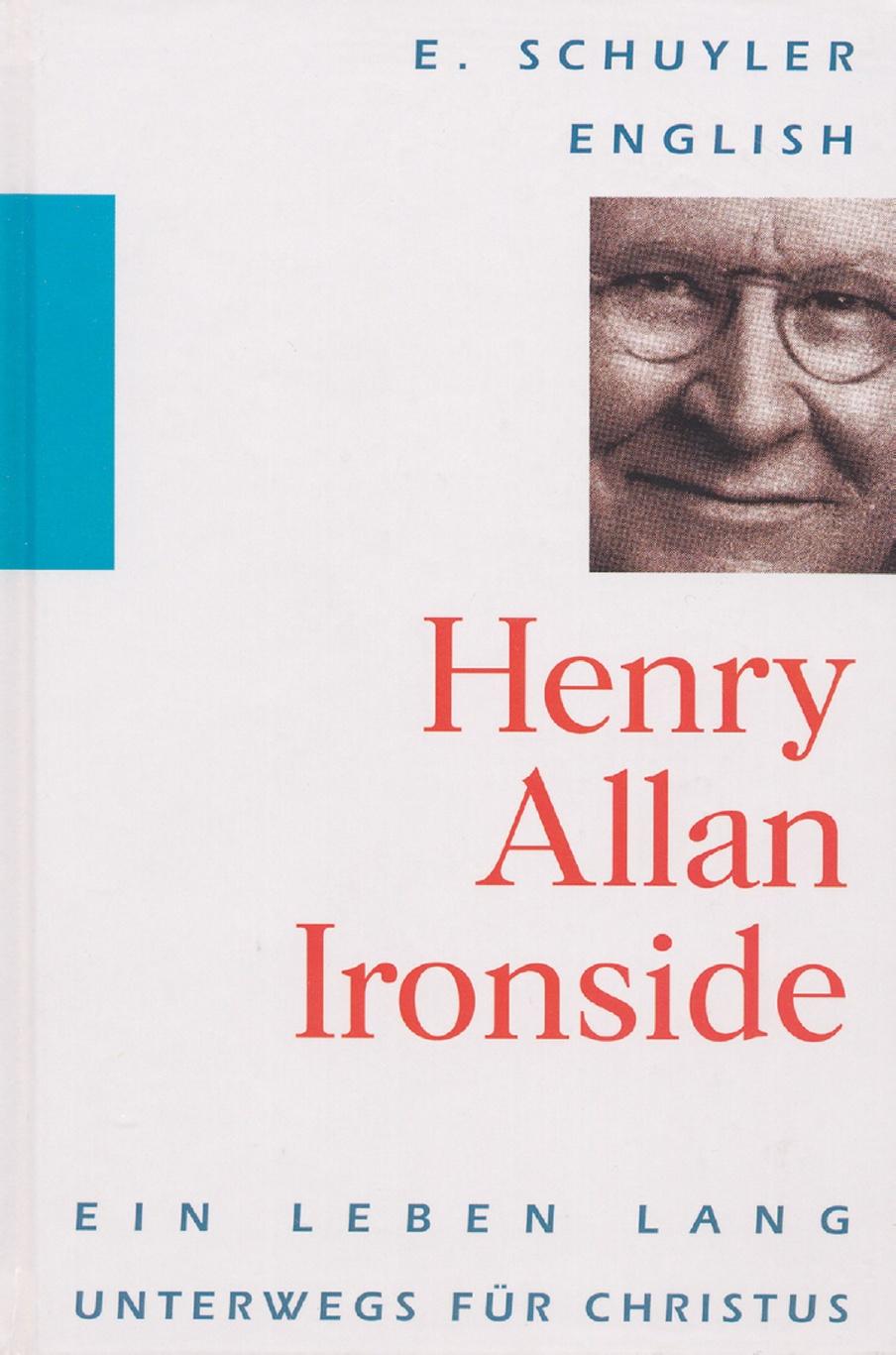 E. Schuyler English-Henry Allan Ironside-