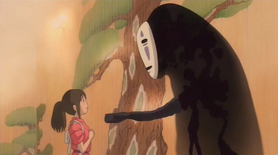 Kaonashi - Faceless, Spirited Away
