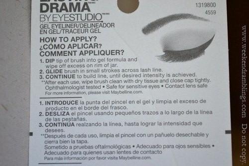 maybellien eyestudio lasting drama gel liner directions use eggplant aubergine
