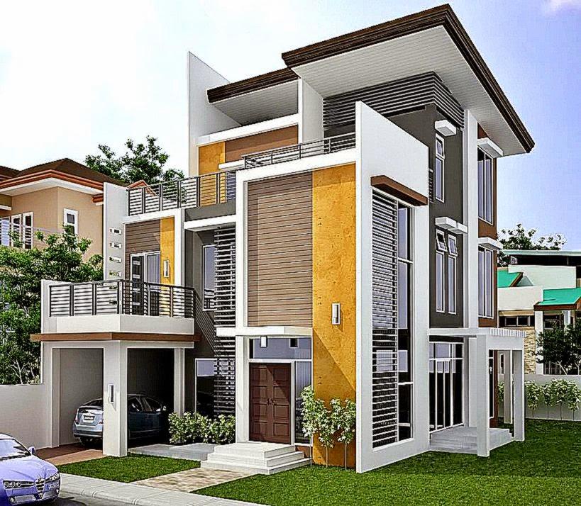 Rumah Minimalis Modern 2014  Gambar Rumah