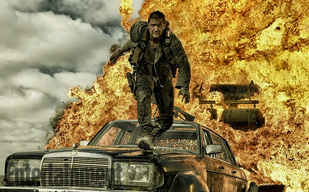 Mad Max: Fury Road Teaser Trailer