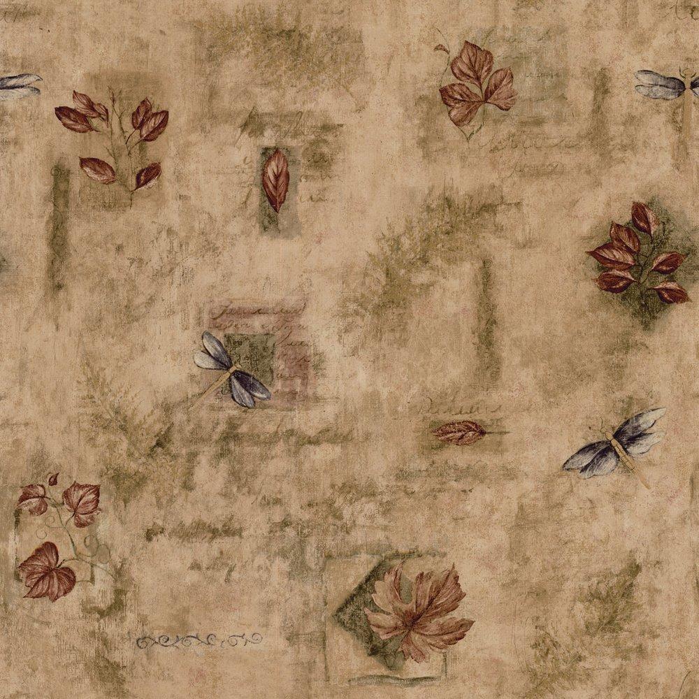 Kabe Wallpaper 313: Waverly Wallpaper