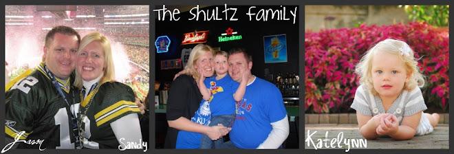 The Shultz Family ♥