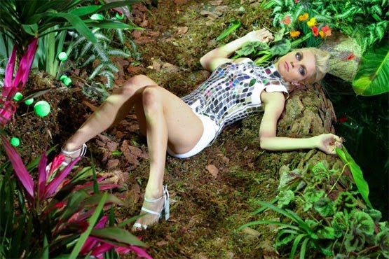 Lança Perfume campanha verão 2015