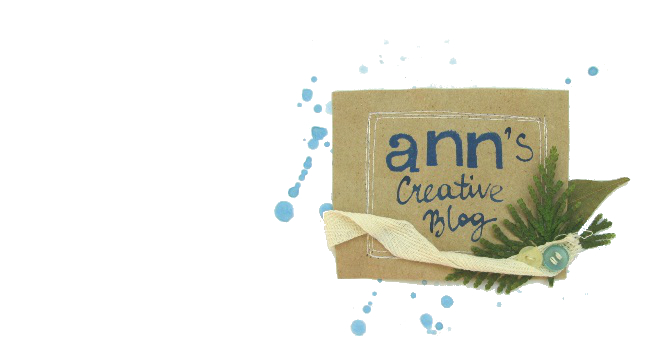 Ann's Creative Blog